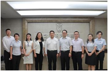 四川省人民政府副省长杨兴平等领导视察调研